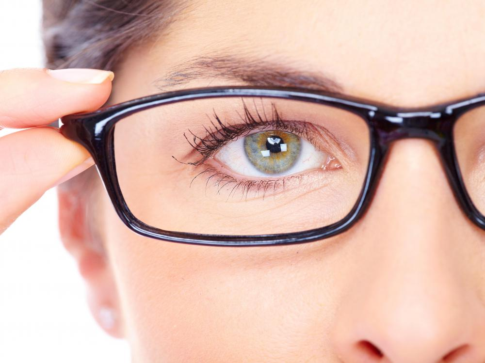 Side effects of corticosteroids may include vision disturbances.