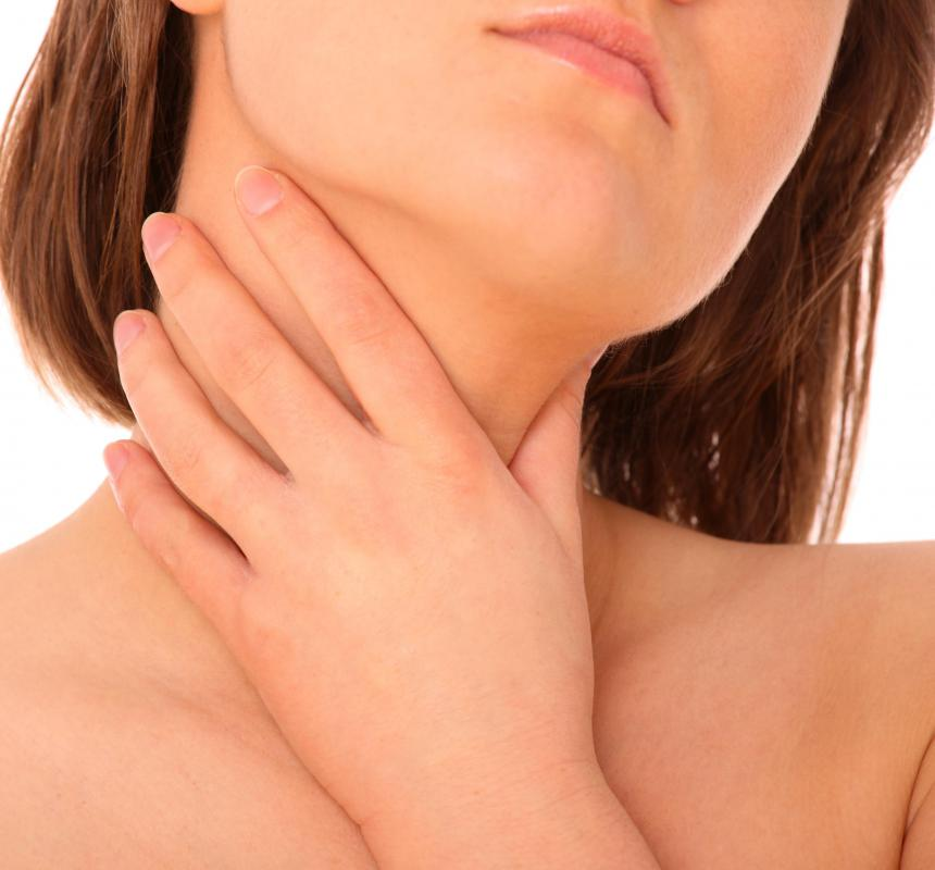 Myalgic encephalomyelitis may appear after a simple viral infection like a sore throat.