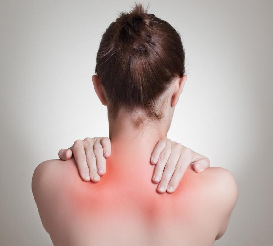 PMR may be characterized by widespread pain in the shoulders.