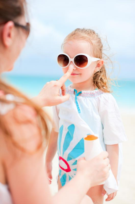 Some people are genetically predisposed to being more sensitive to the sun, and should reapply sunscreen frequently.