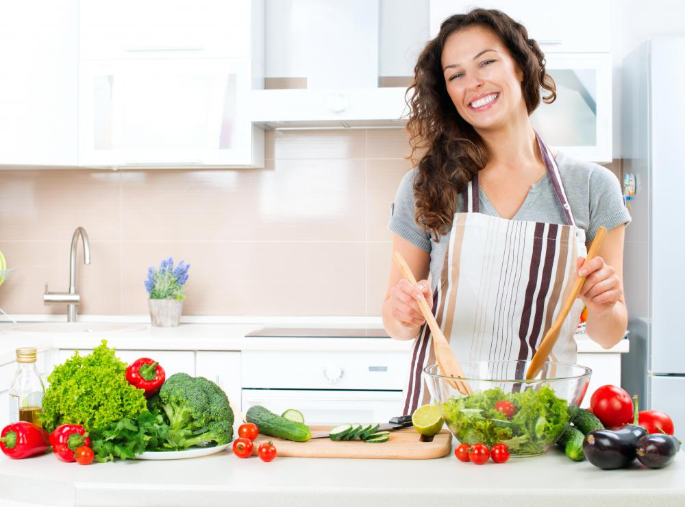 To prevent diverticulitis in the first place, it's important to eat plenty of vegetables and other high-fiber foods.