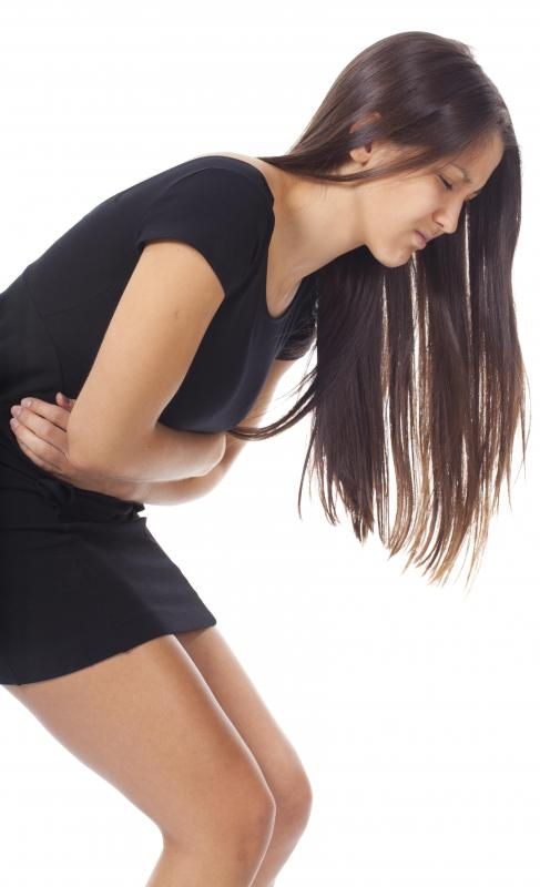 A colitis flare up can cause abdominal cramps and pain.