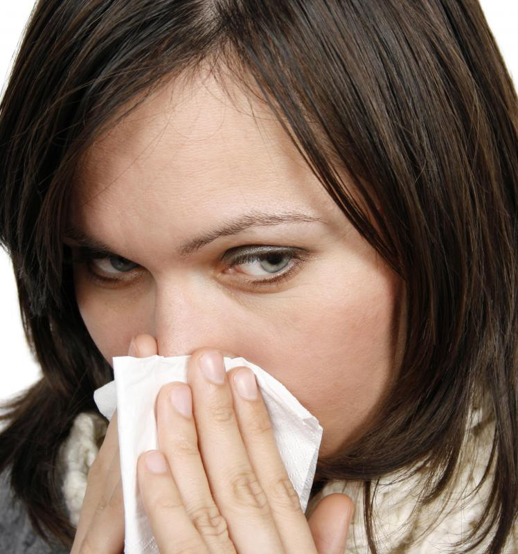 People who remove a large majority of their nose hair may be susceptible to allergy attacks.
