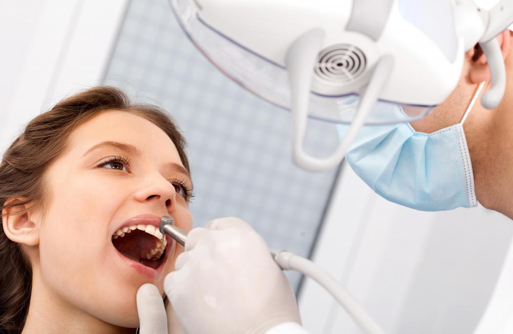 Unlike tradition tooth cleaning, sonic tooth cleaning uses a special brush that uses sound vibrations.