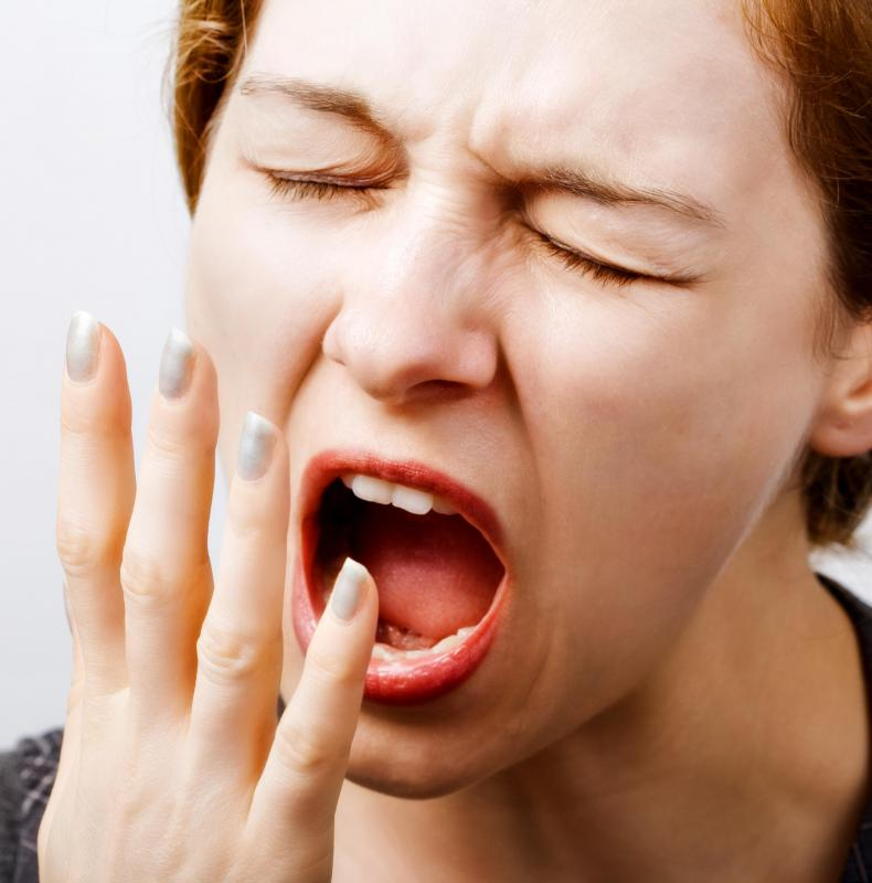 Yawning is believed to keep the brain alert during times of stress.