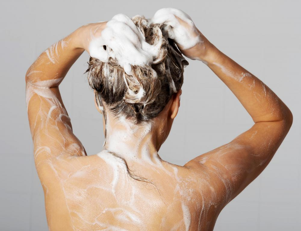 Different types of shampoos have been designed to treat dandruff.