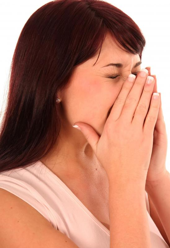 People may develop sinus infections if they remove large quantities of nose hair.