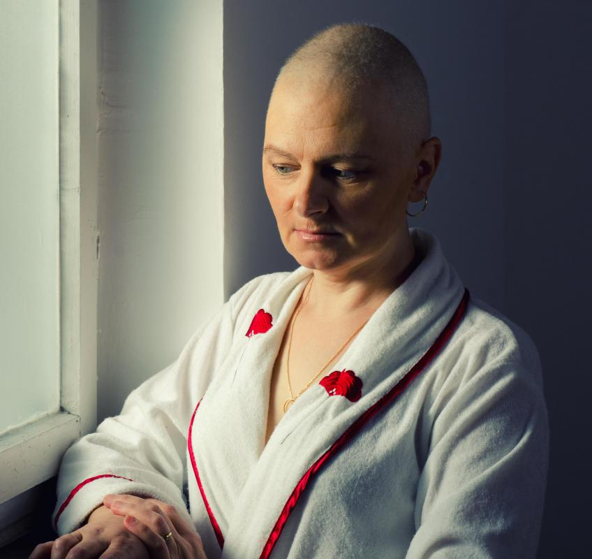 Cancer patients may experience breakthrough pain.