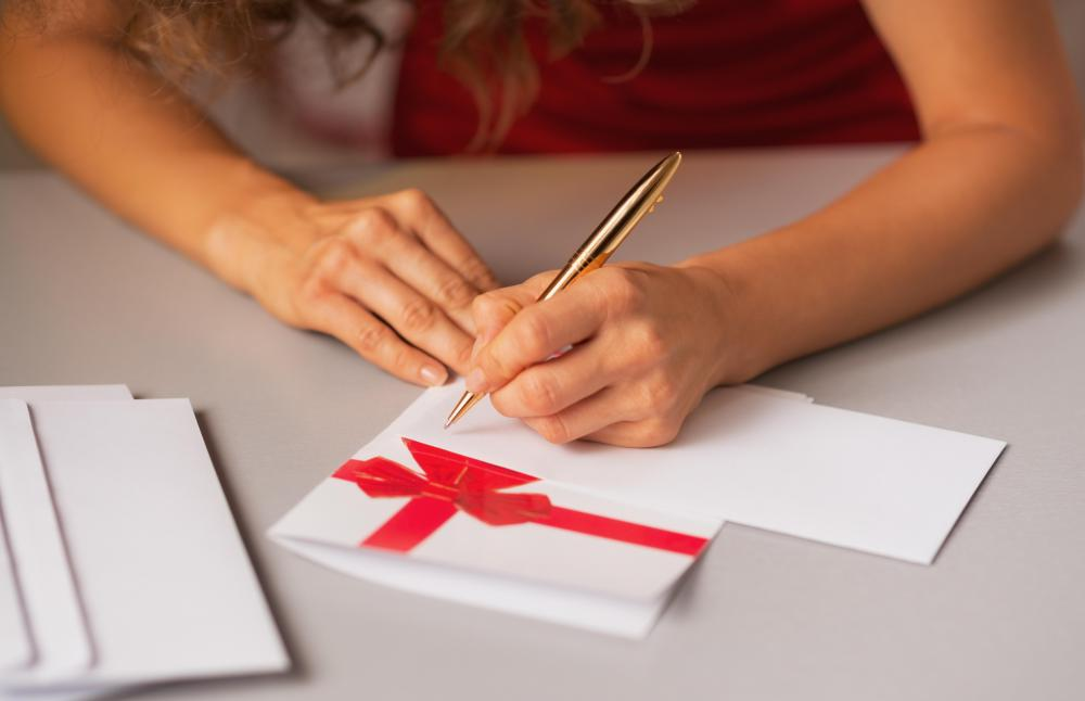 Love letters can be used to solve romantic issues.