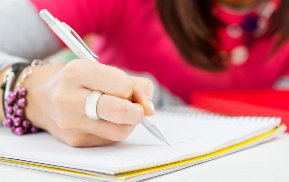 Handwriting analysis can be an important part of questioned document examination.