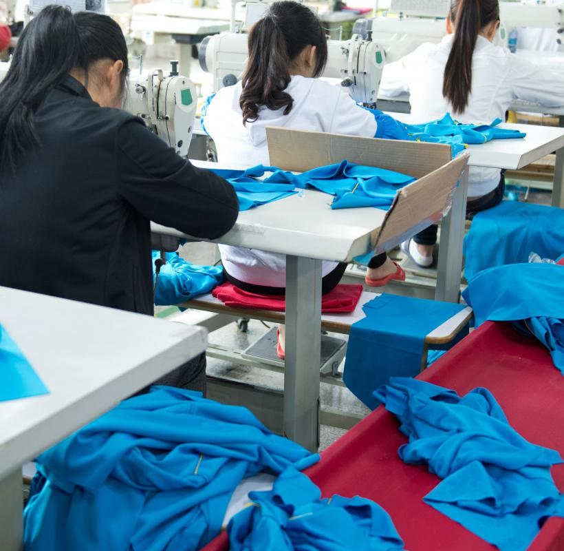 Captivating Garment Manufacturing Could Be Considered Light Industry.
