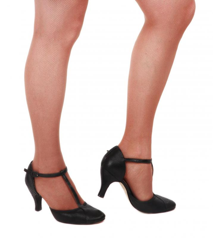 Wearing high heels may increase the growth of bunions.