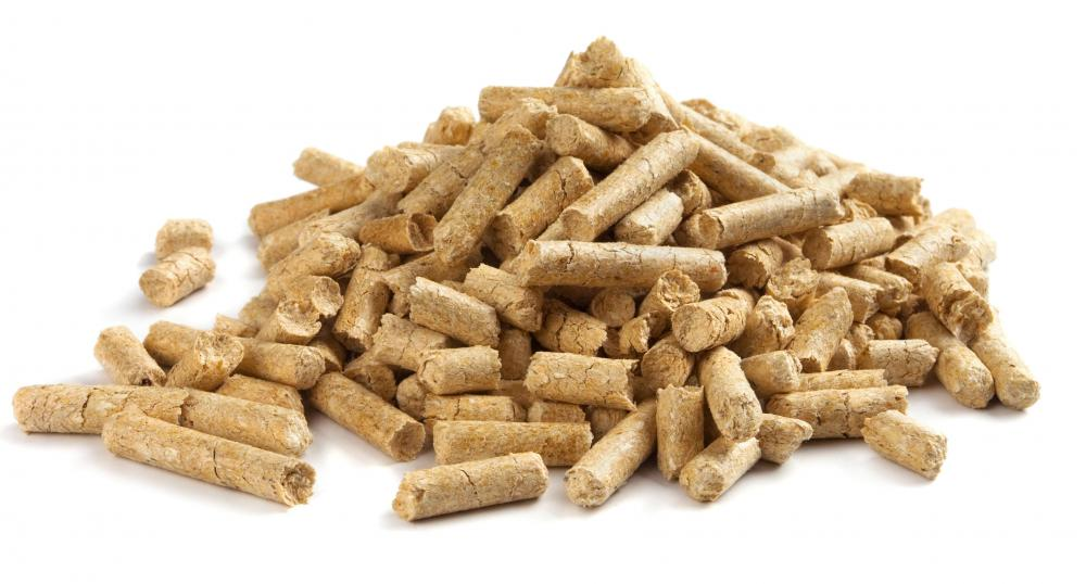 What Are Wood Pellets With Picture