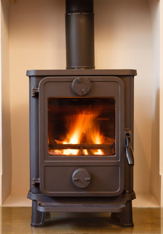 There Are Various Types Of Wood Stoves