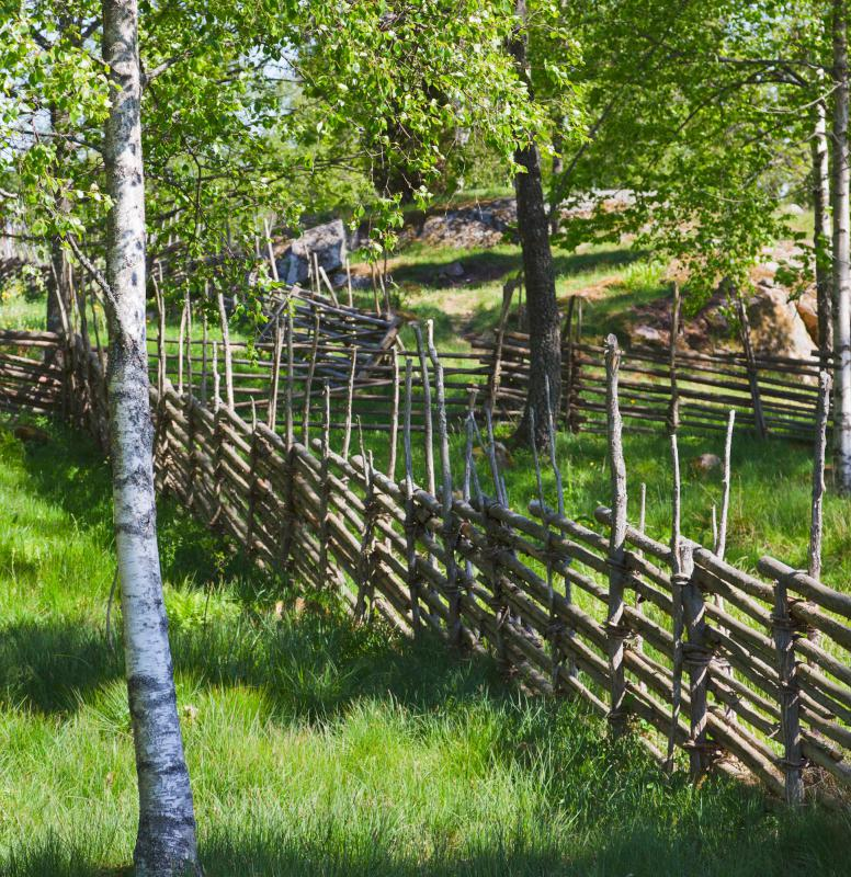 Types of wooden fences for backyard wood fence types for Types of fences