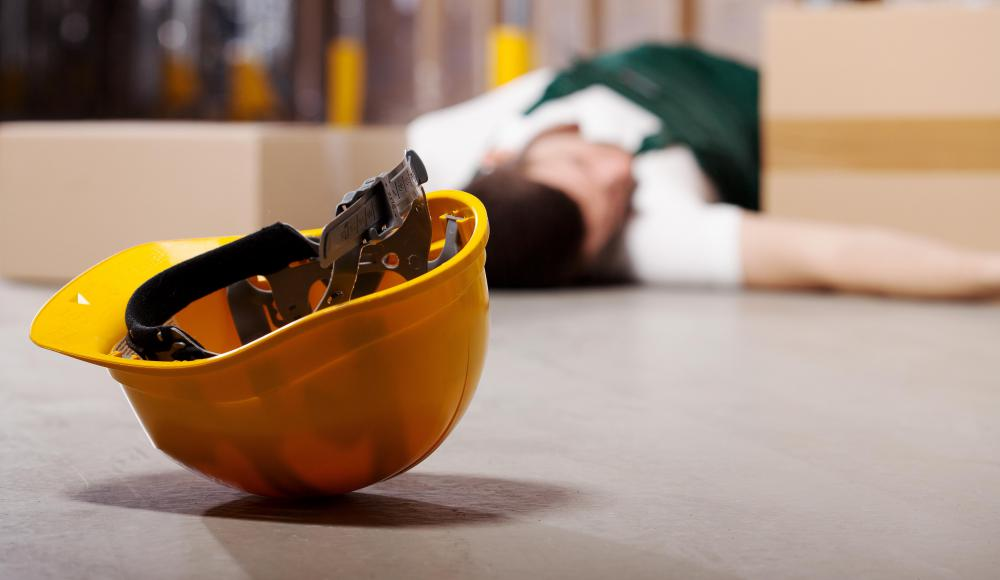 Even with proper workplace safety, accidents and injuries may still occur at the workplace.