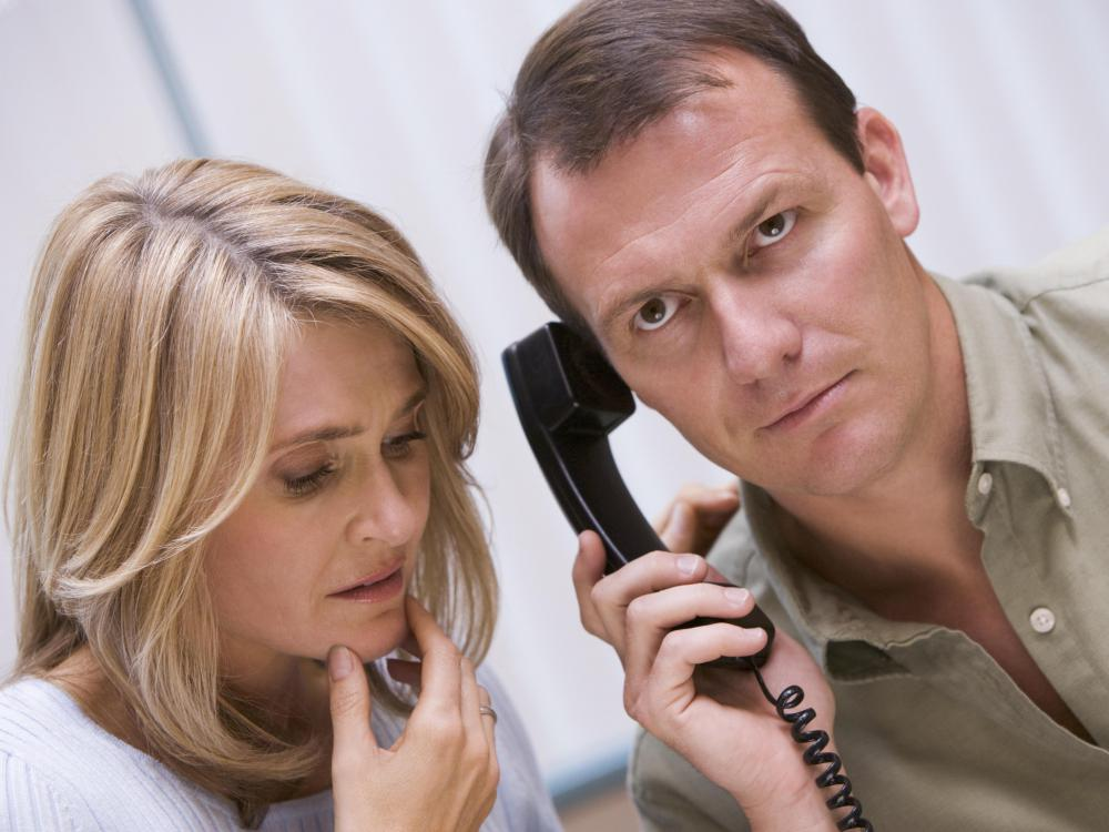 A prank call can cause the victim to be seriously distressed.