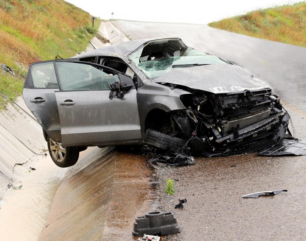 A statement of facts explains the circumstances that lead to an accident.