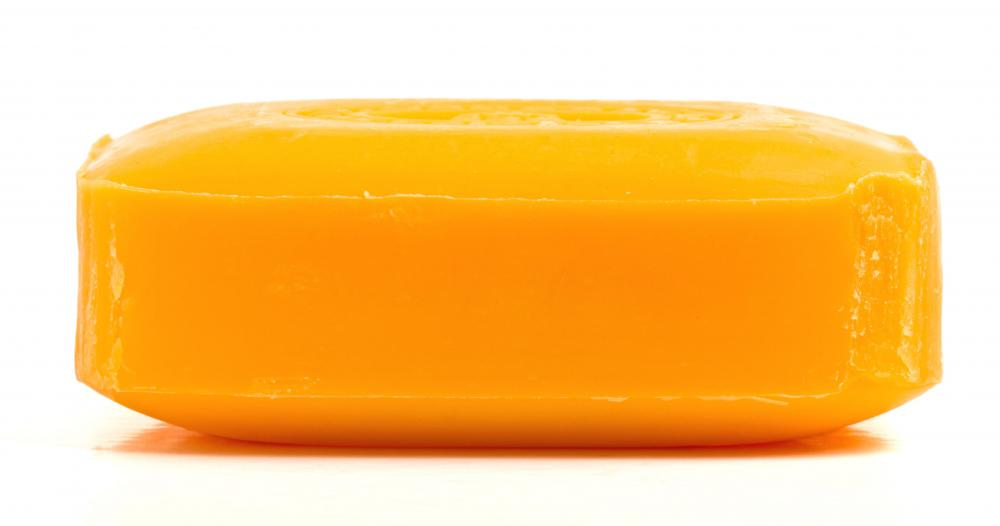 Complexion bars are a type of bar soap that is used to help improve a person's complexion.