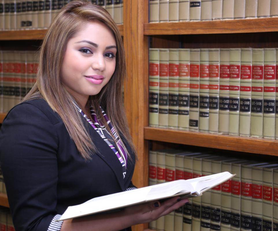 Criminal court clerks have typically taken legal research classes.