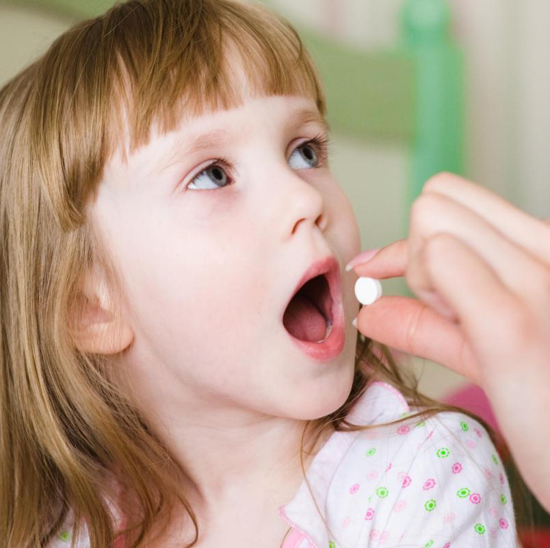 Children who take Ritalin usually start off on a lower dose.