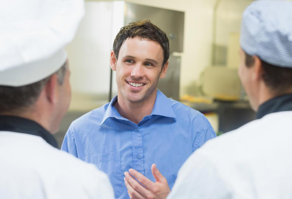 Catering managers tend to work in facilities where catering is one arm of a larger business.