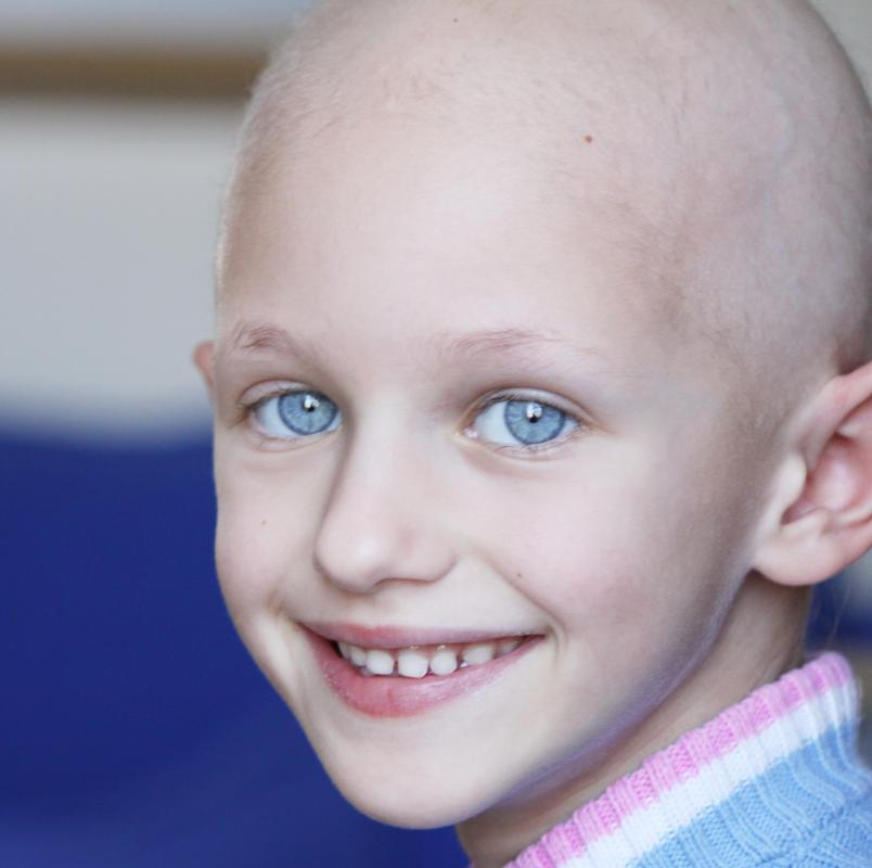 St. Jude is associated with St. Jude's Children's Hospital, which does a lot of work related to childhood cancer.