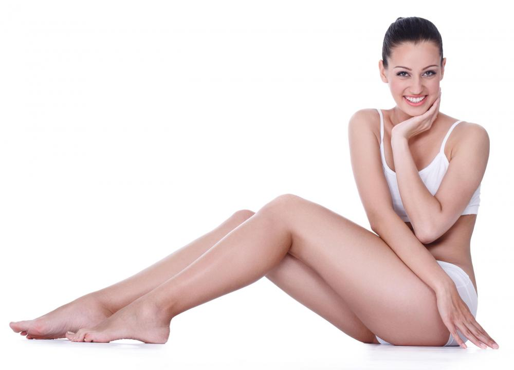 While full-body waxing is painful, some feel it's worth it to get hairless skin for a time.
