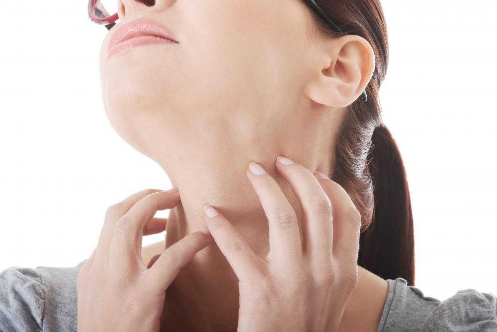 PMR may be characterized by neck pain and stiffness.