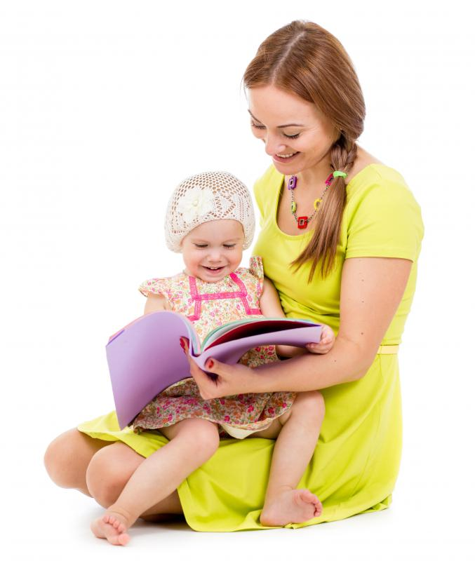 There are numerous types of child care professions.