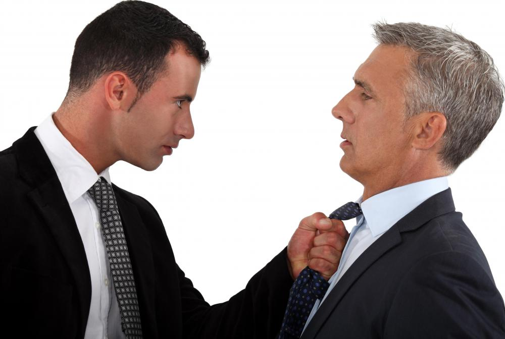 Workplace bullying is harassment with an emphasis on physical intimidation.